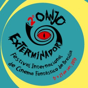 Logo of O Anjo Exterminador - Brasília International Fantasy Film Festival