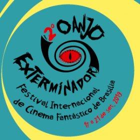 Logo of O Anjo Exterminador - Brasília International Fantasy Film Festival