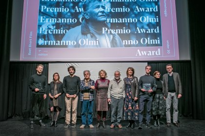 Photo of Ermanno Olmi Award