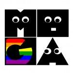 Logo of Moga Mostra D`orgull Gandia Curtmetratges Lgtbi