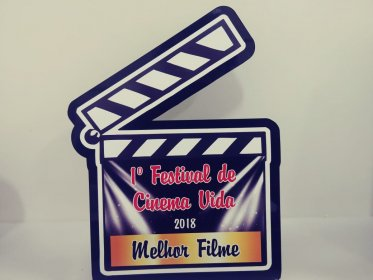 Logo of 2º Festival de Cinema Vida