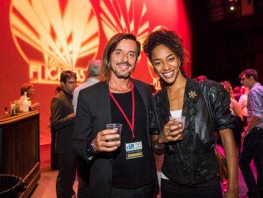 Photo of Flickers' Rhode Island International Film Festival
