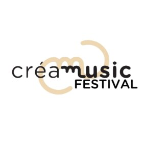 Logo of CréaMusic Festival