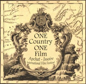 Logo of One Country One Film - Apchat-Issoire International Festival