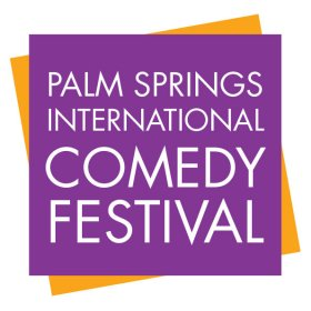 Logo of Palm Springs International Comedy Festival