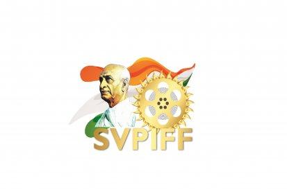 Logo of Sardar Vallabhbhai Patel International Film Festival
