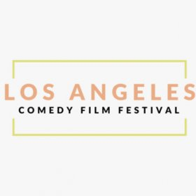 Logo of Los Angeles Comedy Film Festival