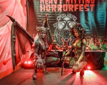 Photo of  Heavy Hitting HorrorFest