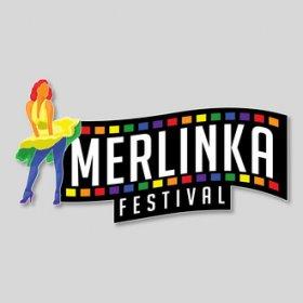 Logo of International queer filma festival Merlinka