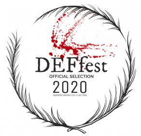 Logo of Dark Escape Film Fest