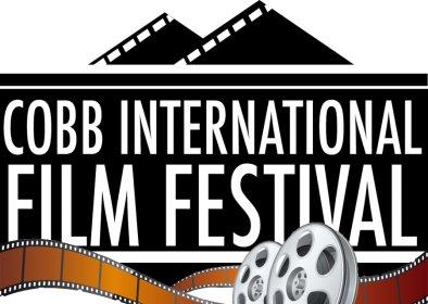 Logo of Cobb International Film Festival