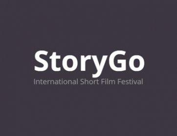 Logo of StoryGo International Short Film Festival