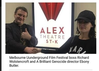 Photo of Melbourne Underground Film Festival