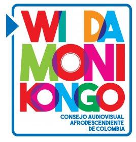 Logo of Afro films festival Bogotá 2019