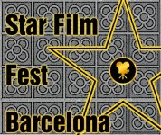 Logo of Star Film Fest Barcelona