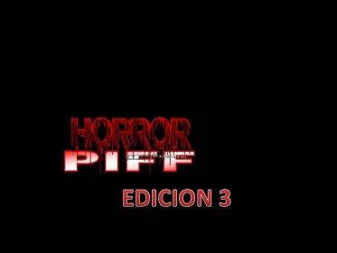 Logo of HORROR PIFF