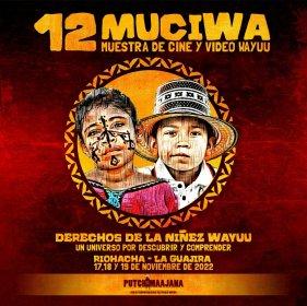 Logo of MUCIWA The Wayuu Film and Video Showcase