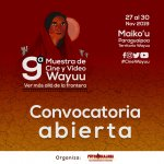 Logo of MUCIWA Muestra de Cine y Video Wayuu