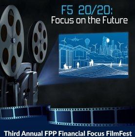 Logo of F5 FPP Financial Focus FilmFest