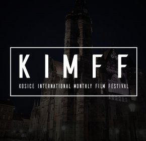 Logo of Košice International Monthly Film Festival
