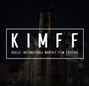 Logo of Košice International Monthly Film Festival