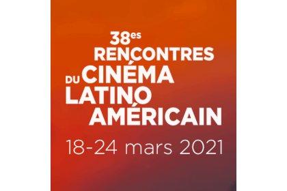 Logo of Bordeaux Latin American Film Festival