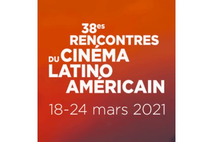 Logo of Bordeaux Latin American Film Festival