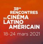 Logo of Rencontres du cinéma latino-américain de Bordeaux