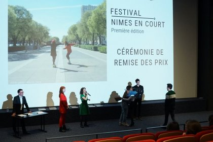 Photo of FESTIVAL NIMES EN COURT