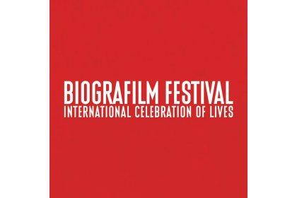 Logo of Biografilm Festival | International Celebration of Lives