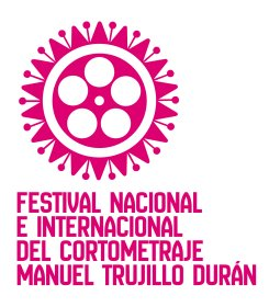 Logo of FMTD Manuel Trujillo Durán National & International Short Film Festival