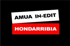 Logo of Amua. Festival De Cortometraje Musical de Hondarribia