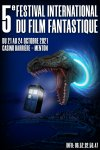 Logo of Festival international du cinéma fantastique - Fantasy film festival