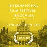 Logo of International Film Festival Bucovina