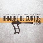 Logo of Hambre De Cortos 2020 - II Festival Nacional De Cortometrajes De Cobisa