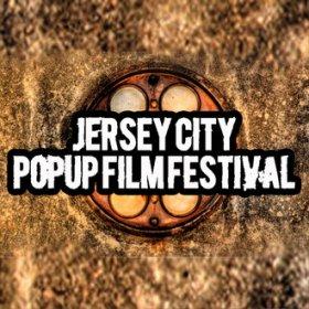Logo of Jersey City Popup Film Festival