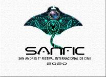 Logo of San Andrés 1° Festival Internacional De Cine 2020