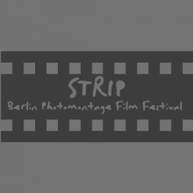 Logo of Strip Berlin Photomontage Film Festival