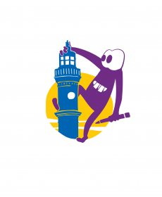 Logo of Chaniartoon International Comic & Animation Festival