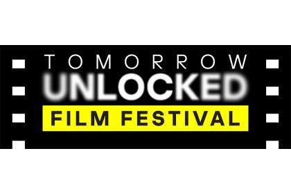 Logo of Tomorrow Unlocked Film Festival
