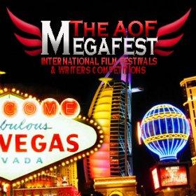 Logo of Action On Film Megafest 2021