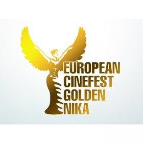 Logo of European Cinefest GOLDEN NIKA