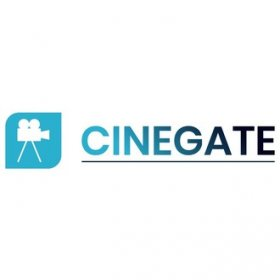 Logo of CINEGATE Film Festival & Crystal Aurora Awards
