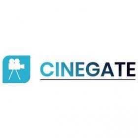 Logo of CINEGATE Film Festival & Crystal Aurora Awards
