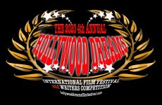 Logo of Hollywood Dreams International Film Festival 5 (hdiff)- Las Vegas