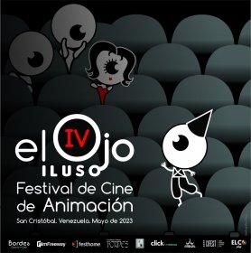 Logo of the illusive eye