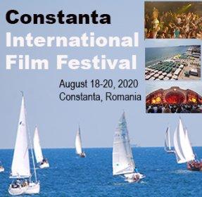 Logo of Constanta International Film Festival