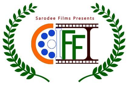 Logo of Coimbatore International Film Festival