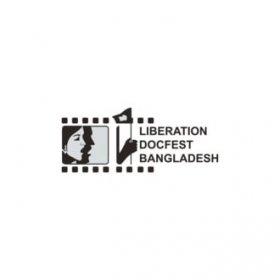 Logo of Liberation Docfest Bangladesh