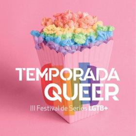 Logo of Temporada Queer, Festival de Series LGTB+